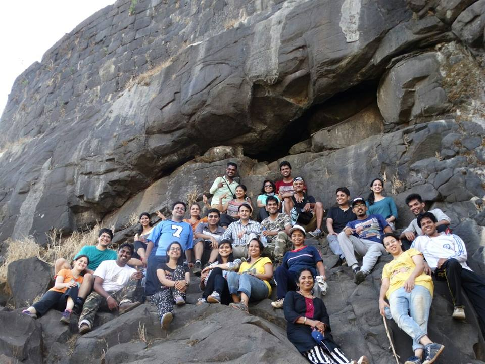 Shikhar Vedh : Rajmachi Trek Group