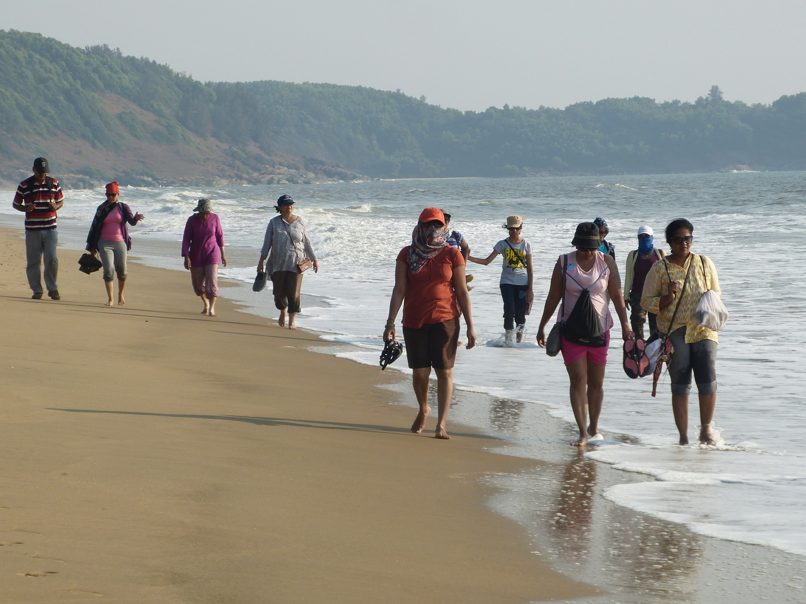 Beach Trek To Less Explored North Karnataka Beaches : Kumta to Gokarna