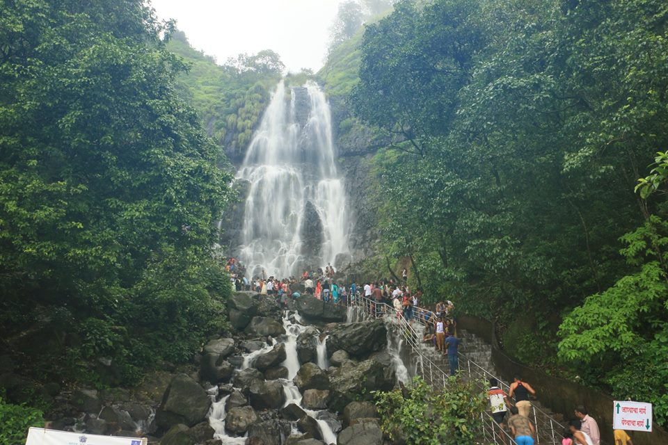 Unbeatable Amboli Waterfall