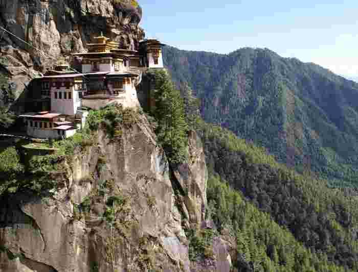 Bhutan-Taktsang